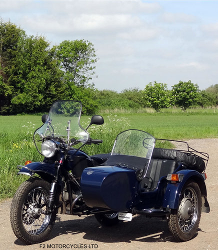 2007 Ural 750 Dalesman/Tourist, serviced and ready to ride SOLD (picture 3 of 6)