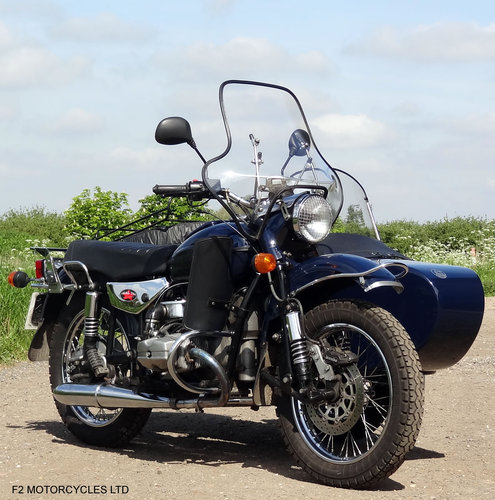 2007 Ural 750 Dalesman/Tourist, serviced and ready to ride SOLD (picture 4 of 6)