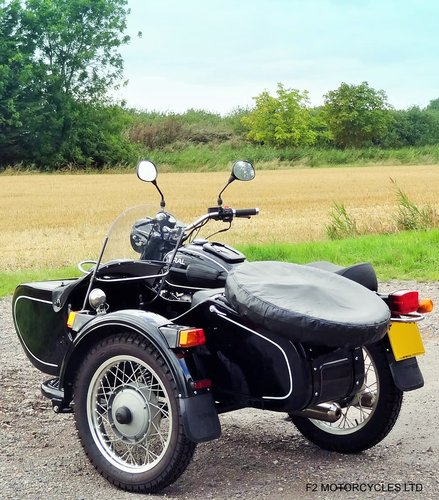 2010 Ural 750 Tourist low mileage, 1 owner, ready to ride.  SOLD (picture 2 of 6)