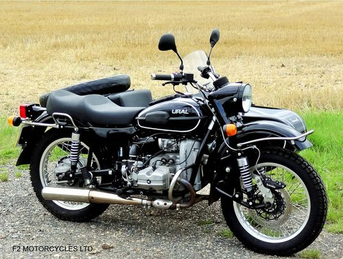 2010 Ural 750 Tourist low mileage, 1 owner, ready to ride.  SOLD (picture 3 of 6)
