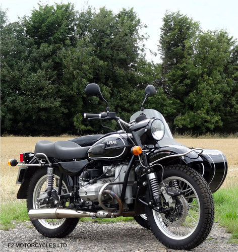 2010 Ural 750 Tourist low mileage, 1 owner, ready to ride.  SOLD (picture 5 of 6)