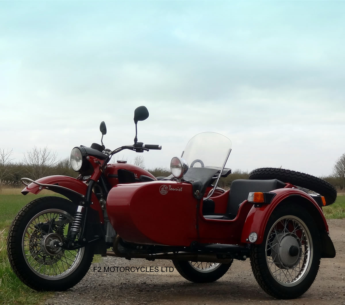 2011 Ural 750 Tourist, low mileage, UK spec, ready to ride SOLD (picture 2 of 6)