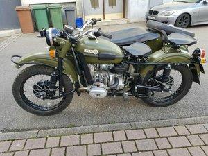 Ural  M67 1979 2 ml. Full restoration