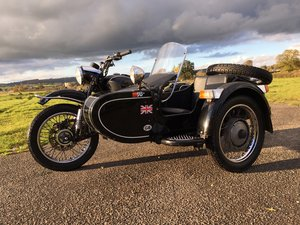 2005 Ural Dalesman Sidecar Combination For Sale
