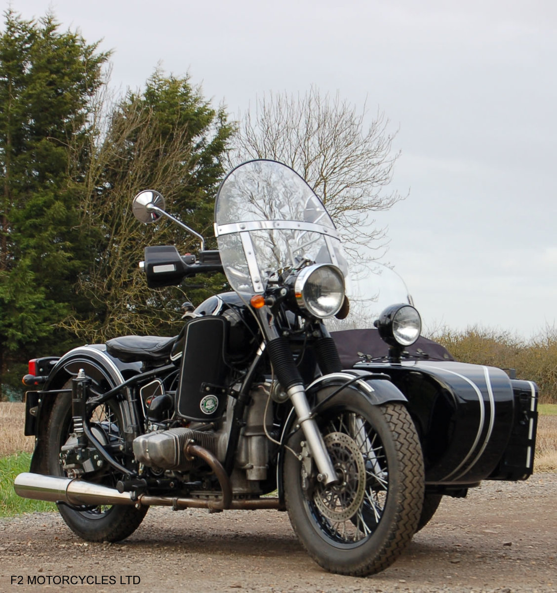 2011 Ural 750 Retro Sidecar, UK spec, UK registered SOLD (picture 5 of 5)