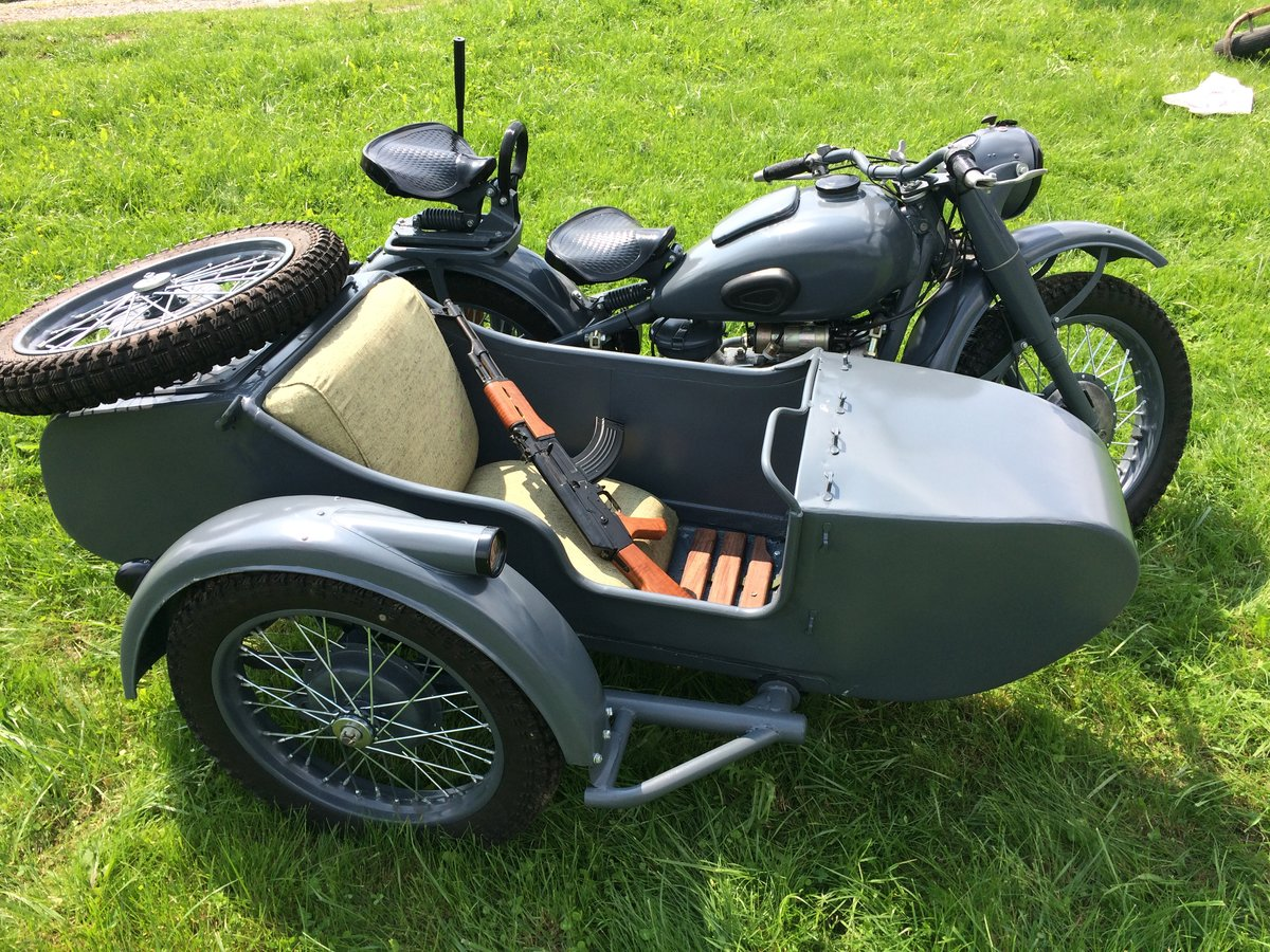 KMZ  M72   1959 year       Ural    Dniepr For Sale (picture 2 of 6)