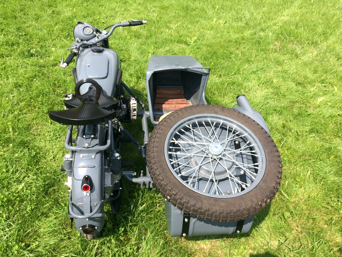 KMZ  M72   1959 year       Ural    Dniepr For Sale (picture 3 of 6)
