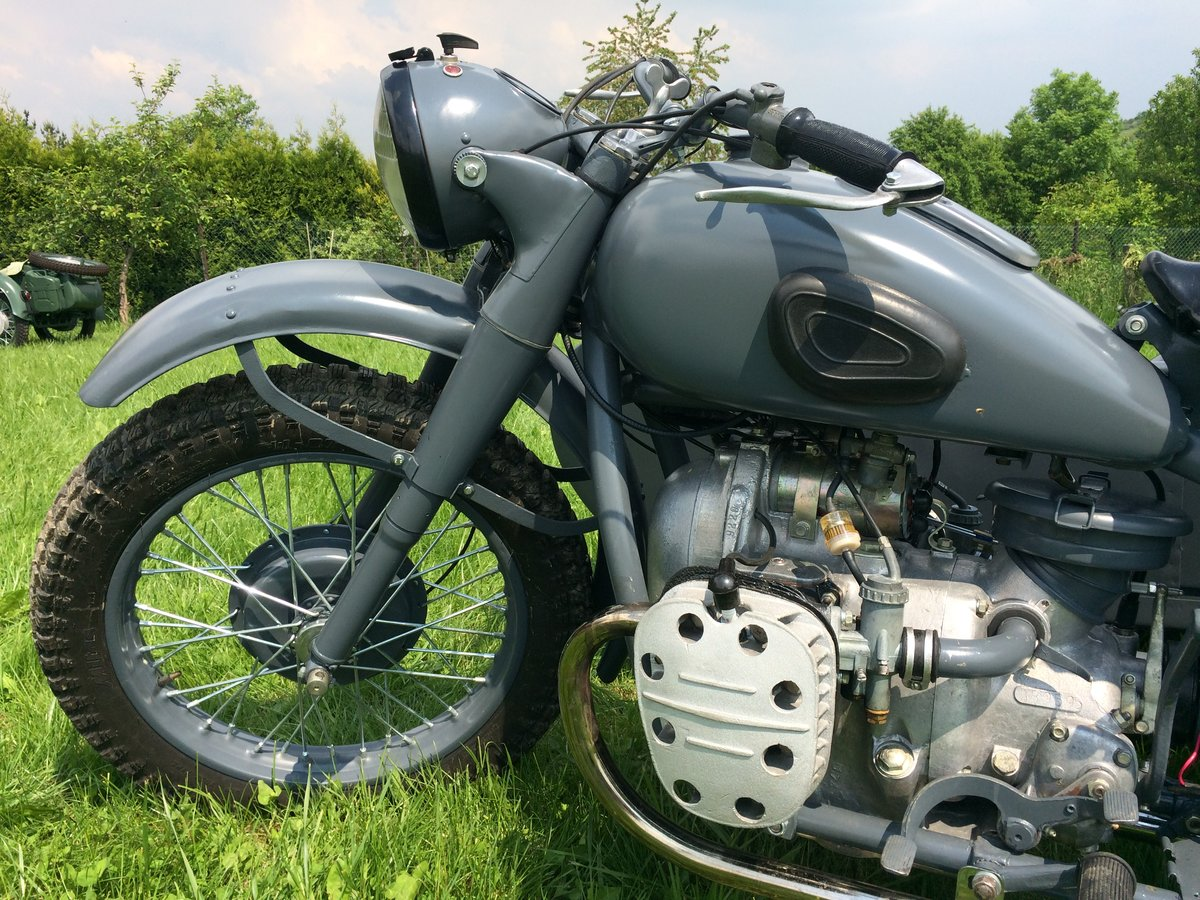 KMZ  M72   1959 year       Ural    Dniepr For Sale (picture 4 of 6)