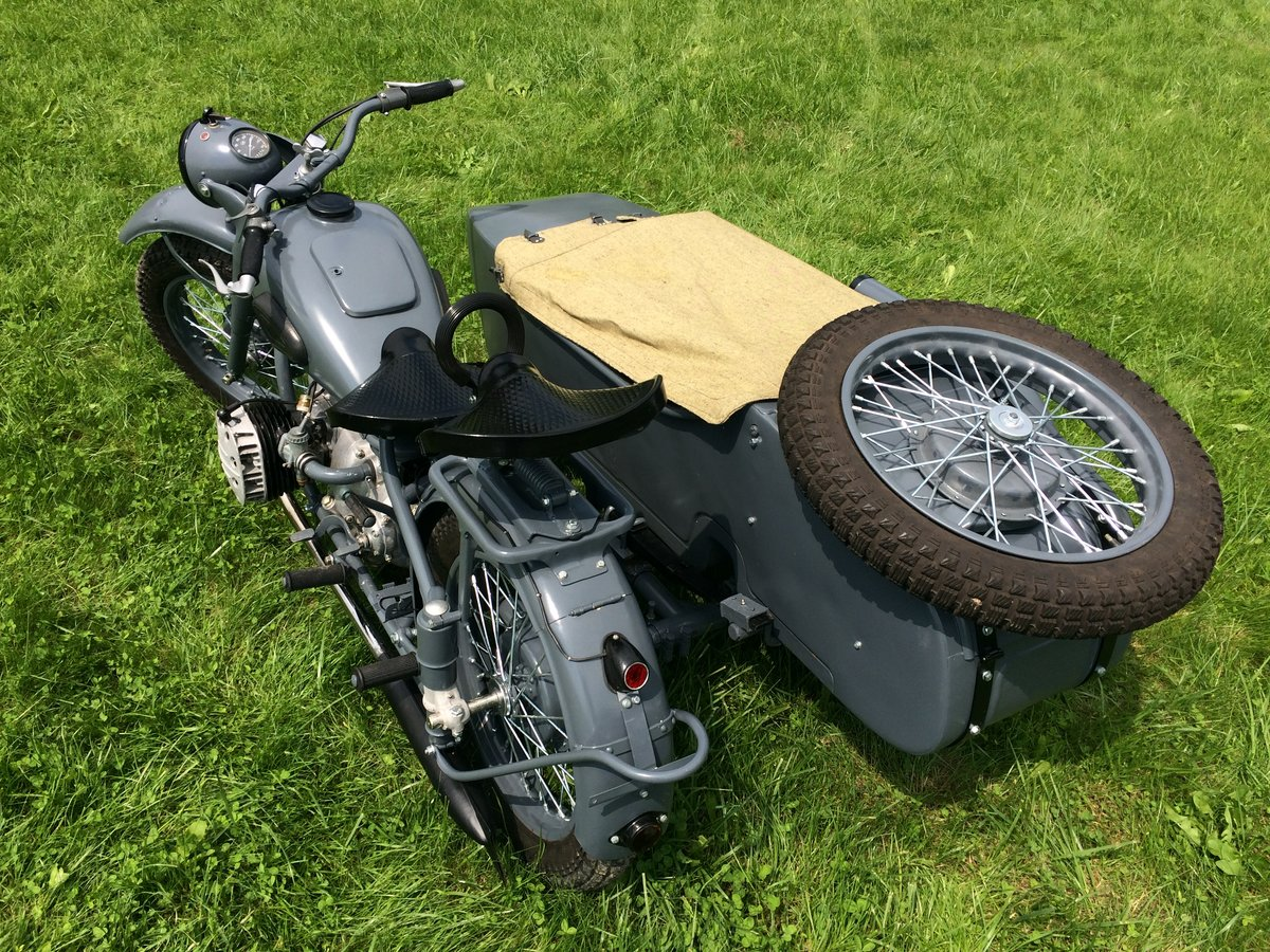 KMZ  M72   1959 year       Ural    Dniepr For Sale (picture 6 of 6)