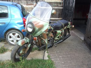 Picture of 2002 Ural Star 750cc.