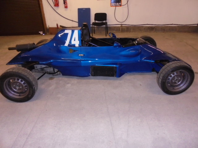 1985 Van Diemen RF85 For Sale (picture 2 of 6)