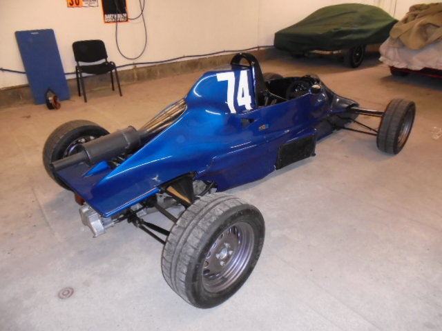 1985 Van Diemen RF85 For Sale (picture 3 of 6)