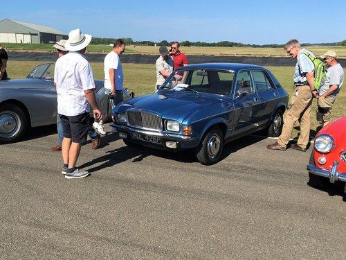 1976 Austin Allegro Vanden Plas 1500 **DEPOSIT TAKEN** SOLD (picture 1 of 6)