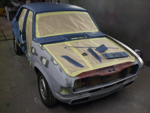 1976 Austin Allegro Vanden Plas 1500 **DEPOSIT TAKEN** SOLD (picture 5 of 6)