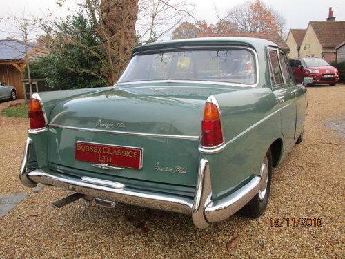 1963 Vanden Plas Princess 3 Litre Mk2 Manual/Overdrive SOLD (picture 3 of 6)