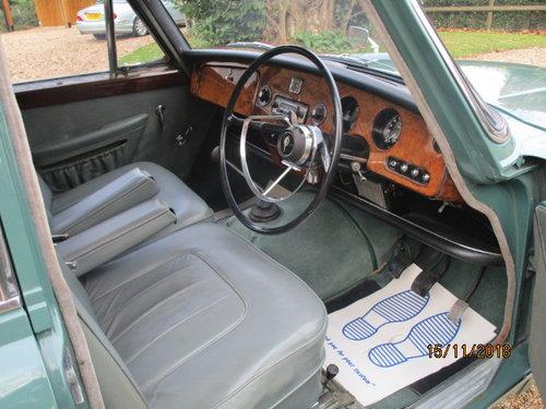 1963 Vanden Plas Princess 3 Litre Mk2 Manual/Overdrive SOLD (picture 4 of 6)