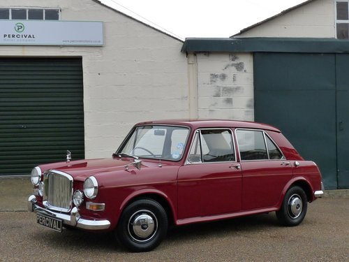 1973 Vanden Plas Princess 1300 automatic, SOLD SOLD (picture 1 of 6)