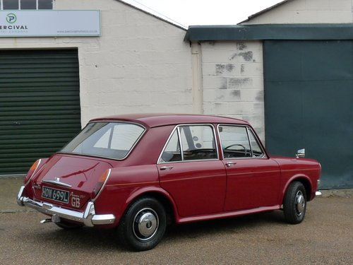 1973 Vanden Plas Princess 1300 automatic, SOLD SOLD (picture 2 of 6)