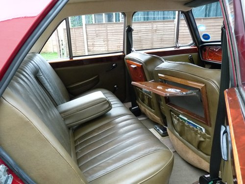 1973 Vanden Plas Princess 1300 automatic, SOLD SOLD (picture 4 of 6)