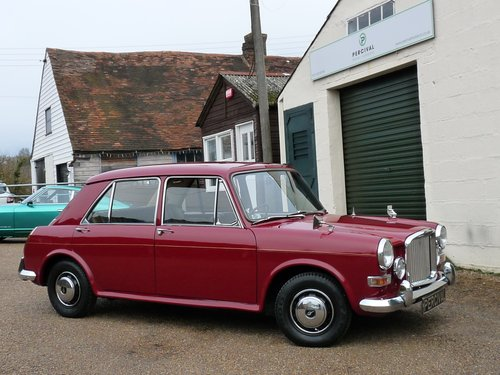 1973 Vanden Plas Princess 1300 automatic, SOLD SOLD (picture 5 of 6)