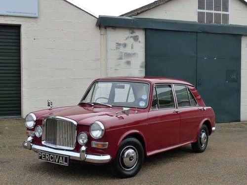 1973 Vanden Plas Princess 1300 automatic, SOLD SOLD (picture 3 of 6)