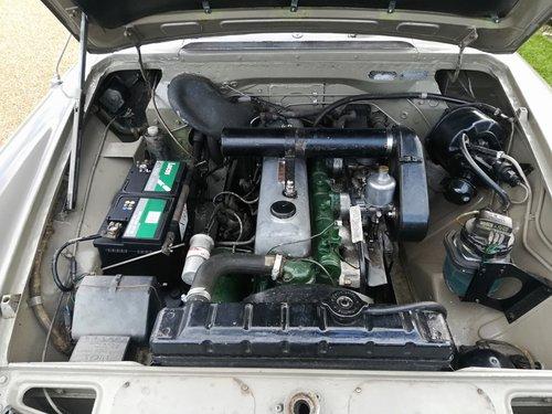 1963 Austin Princess Vanden Plas 3 Litre Mk2 - Mot Dec - Auto -  SOLD (picture 6 of 6)