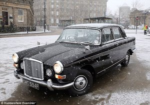 1967 Vanden Plas Princess R: 16 Feb 2019 For Sale by Auction