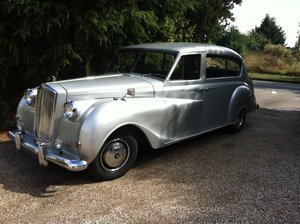 1965 Vanden Plas DM4 Limousine For Sale