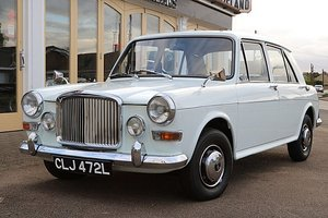1972 Vanden Plas 1300 Princess Mk2 Manual Showroom Condition For Sale