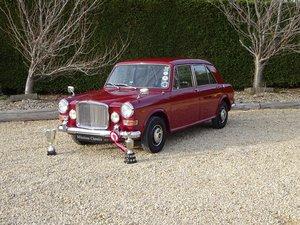 Vanden Plas 1300 – Concours Prize Winner Car For Sale