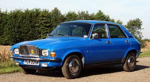 1977 Vanden Plas 1500 good condition ready to enjoy.  SOLD