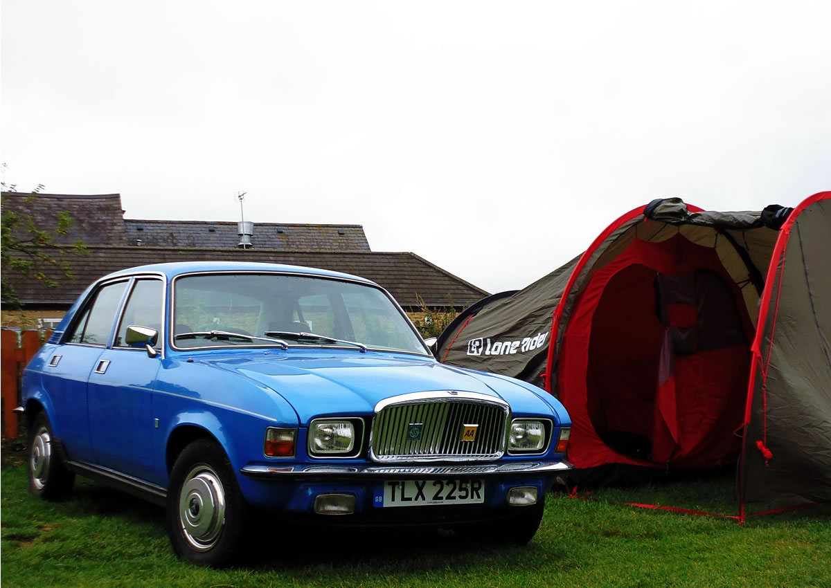 1977 Vanden Plas 1500 good condition ready to enjoy.  SOLD (picture 3 of 5)