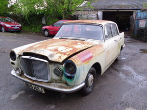 1963 Vanden Plas 3 Litre Automatic With Power Steering,