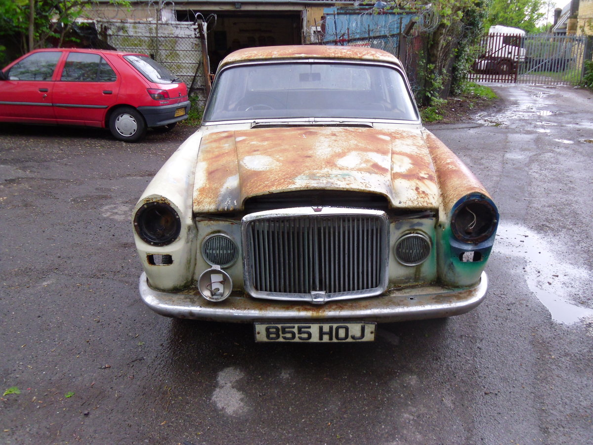 1963 Vanden Plas 3 Litre Automatic With Power Steering,  For Sale (picture 2 of 6)