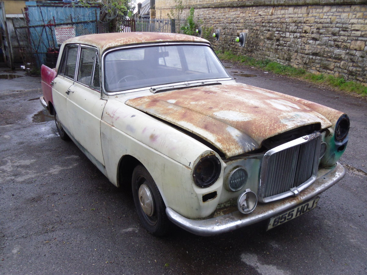 1963 Vanden Plas 3 Litre Automatic With Power Steering,  For Sale (picture 3 of 6)