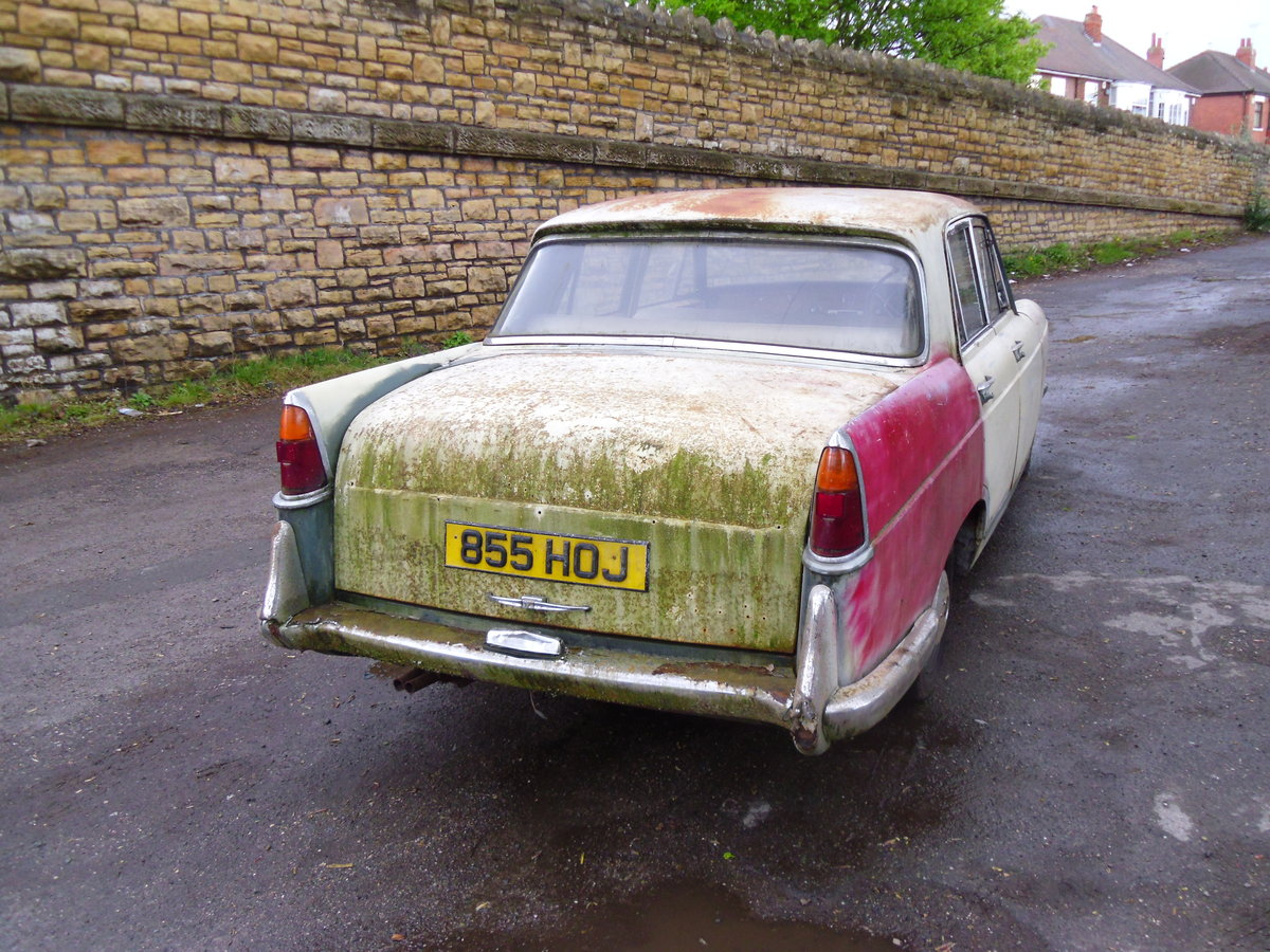 1963 Vanden Plas 3 Litre Automatic With Power Steering,  For Sale (picture 4 of 6)