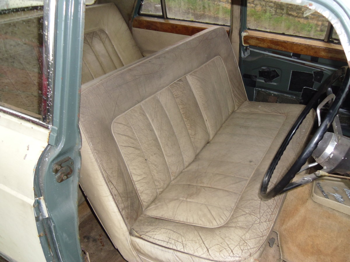 1963 Vanden Plas 3 Litre Automatic With Power Steering,  For Sale (picture 6 of 6)