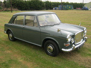 1967 VANDEN PLAS 1100 PRINCESS Mk1 MANUAL. 3 OWNERS & 32k SOLD