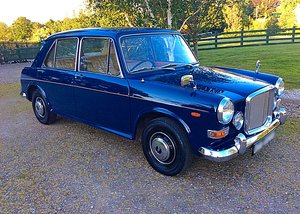 1970 VANDEN PLAS PRINCESS 1300 AUTO 38,000 MILES 3 OWNERS SUPERB SOLD