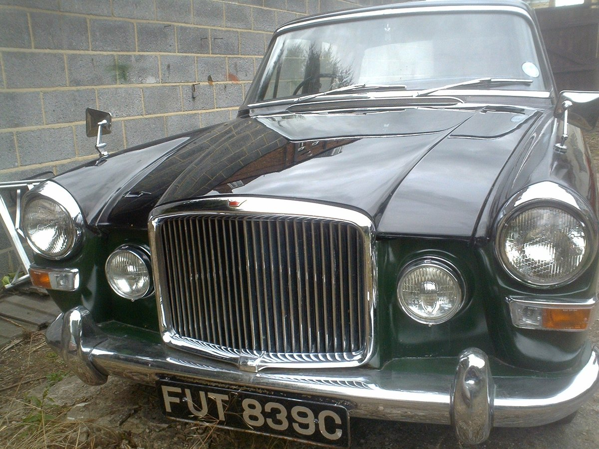 1965 Vanden plas princess 4 litre R  Auto  SOLD (picture 1 of 6)