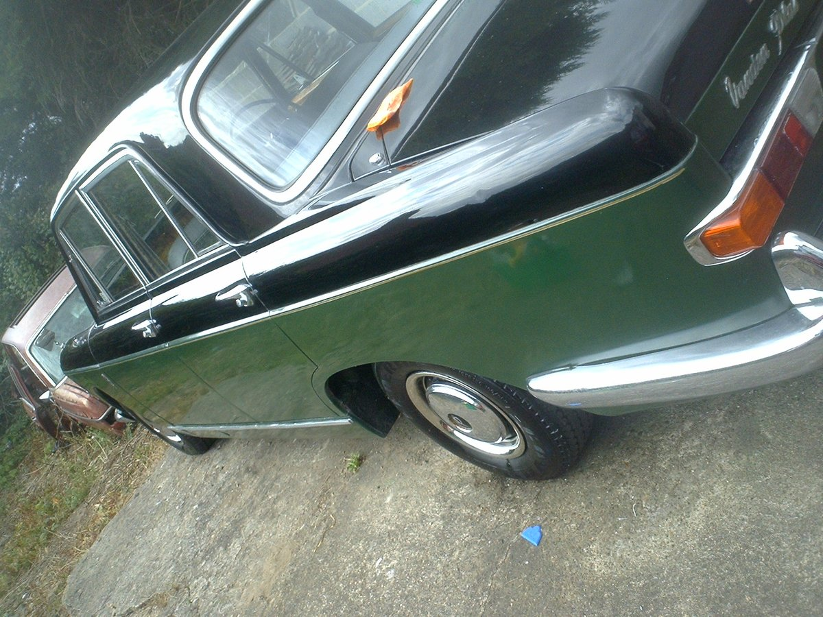 1965 Vanden plas princess 4 litre R  Auto  SOLD (picture 3 of 6)