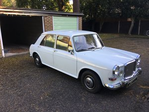 1973 Vanden Plas Princess Auto 66,000 miles Manual