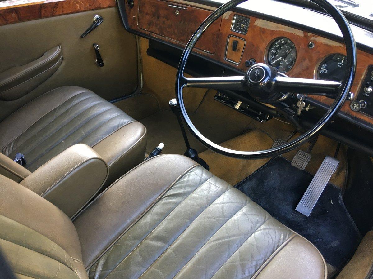 1973 Vanden Plas Princess Auto 66,000 miles Manual SOLD (picture 3 of 6)