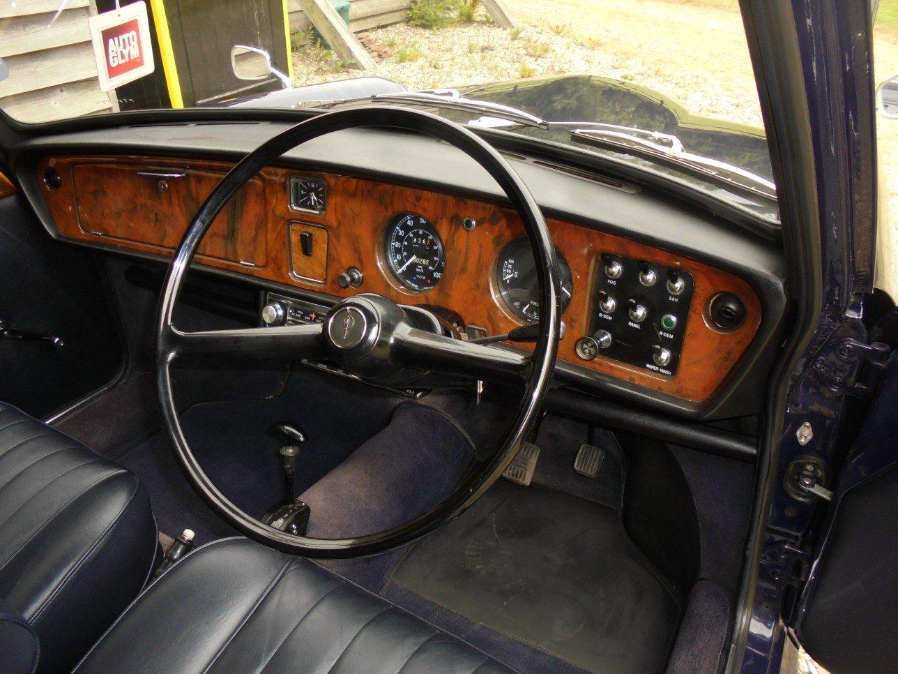 1973 Vanden Plas 1300 MK 111 Automatic 4 Door Saloon. For Sale (picture 4 of 6)