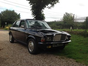 1979 Austin Allegro Vanden Plas 1500 5 speed For Sale