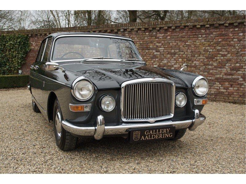 1966 Vanden Plas Princess 4 Litre R superb original condition! For Sale (picture 5 of 6)