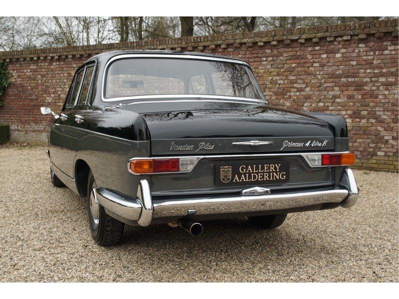 1966 Vanden Plas Princess 4 Litre R superb original condition! For Sale (picture 6 of 6)