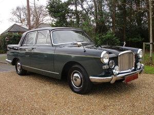 1961 Vanden Plas Princess 3 Litre Mk1 Saloon SOLD