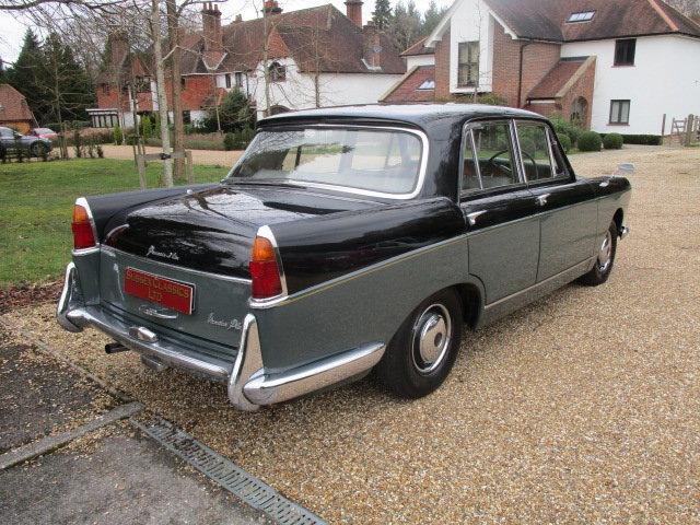 1961 Vanden Plas Princess 3 Litre Mk1 Saloon SOLD (picture 2 of 6)