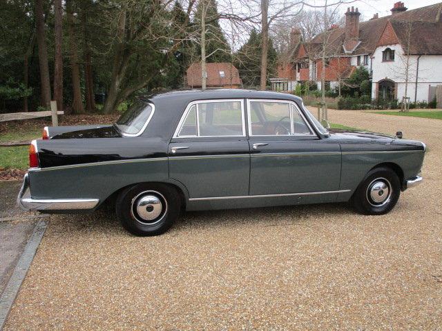 1961 Vanden Plas Princess 3 Litre Mk1 Saloon SOLD (picture 3 of 6)